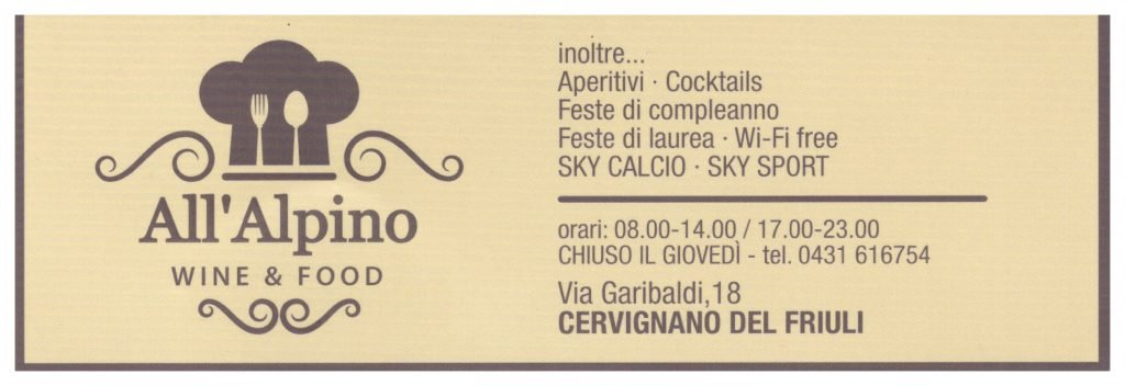 Bar all'Alpino