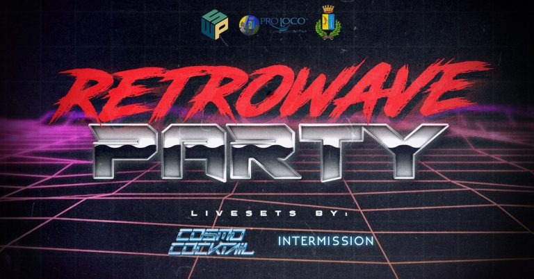 ESP presenta: Retrowave Party at Galleria Bertoni