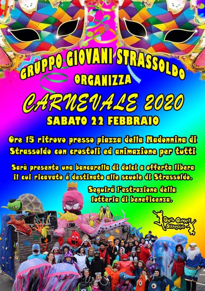 Carnevale a Strassoldo