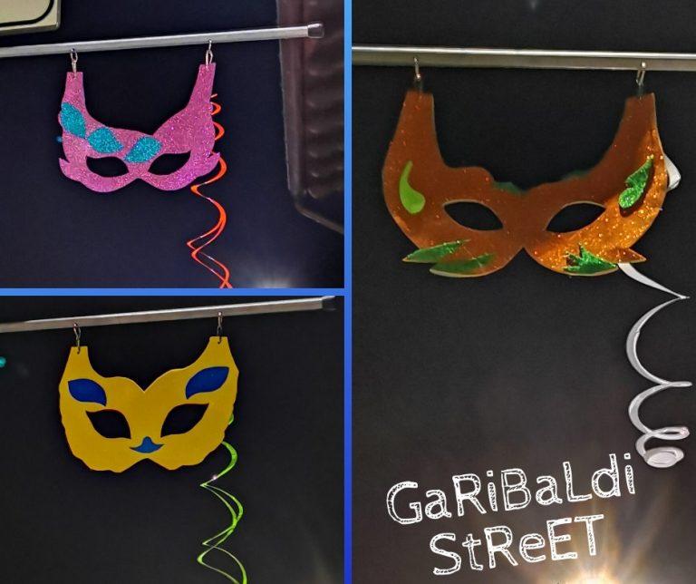 Carnevale Garibaldi Street.