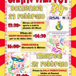 Carnevale a Cervignano del Friuli