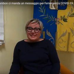 Messaggio dell'Assessore Alessia Zambon