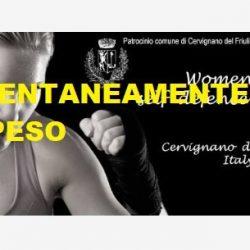 Corso gratuito di autodifesa e sicurezza donna